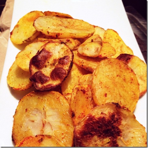 alu chips on iPhone plus instagram