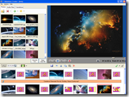 Creare video con foto, musica e transizioni in formato AVI, WMV o MKV: Slideshow Creator