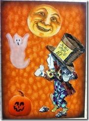 ATC Alice Halloween Mad Hatter