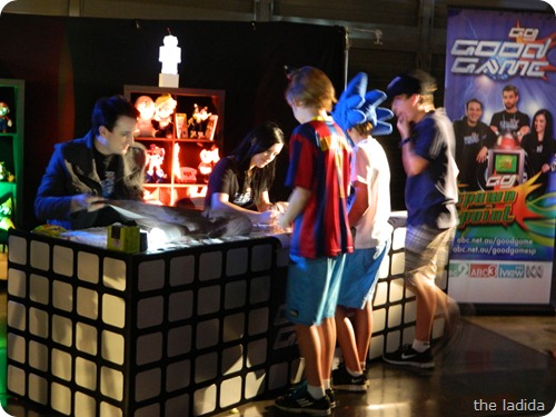 EB Games Expo 2012 - Good Game