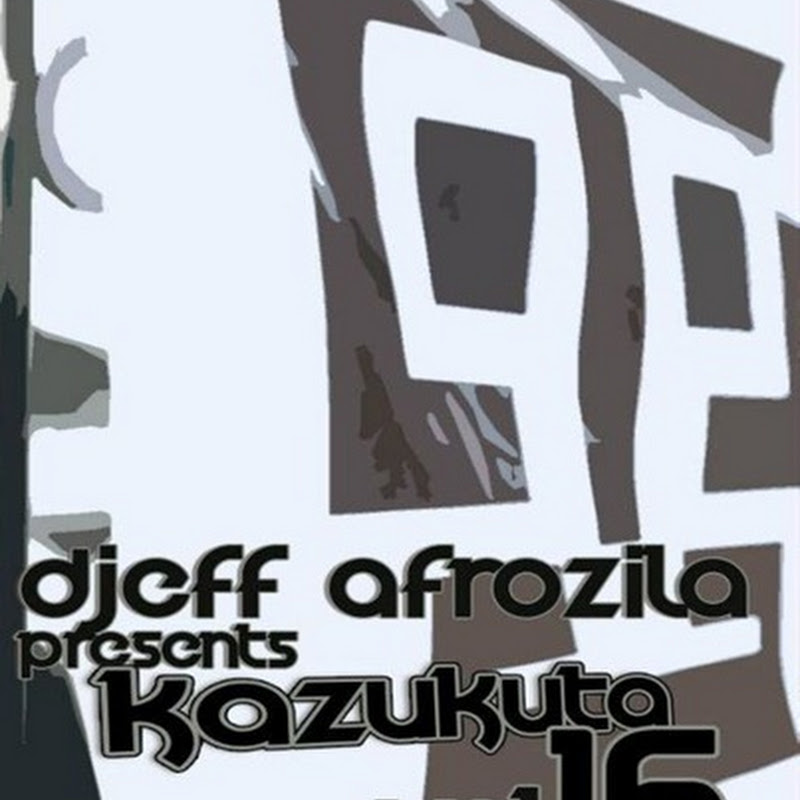 Dj Djeff–Kazukuta Vol.16 [Download]2012