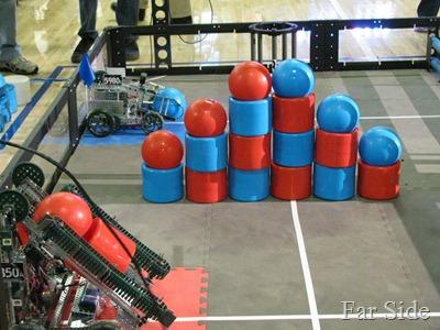 Robots ready