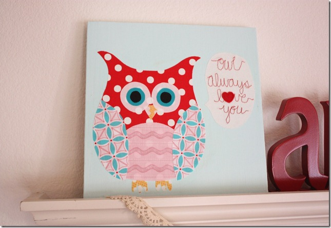 Owl Always Love You Canvas