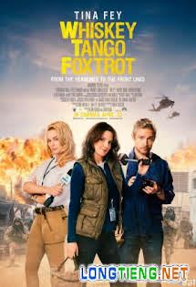 Phóng Viên Chiến Trường - Whiskey Tango Foxtrot Tập HD 1080p Full