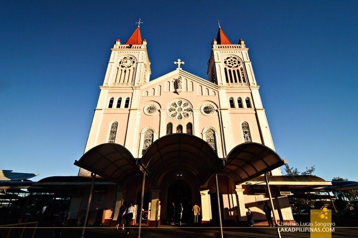 The Iconic Baguio Cathedral