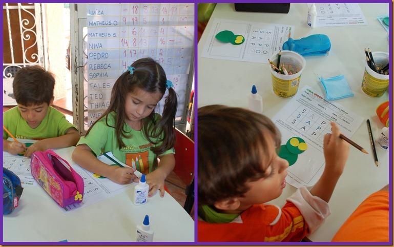 Infantil 4 manhã caderno14