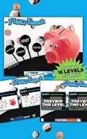 Screenshot of Learning Gems Piggy Bank LITE