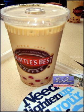 SBC Milk Tea with Ice
