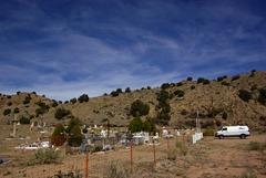 New Mexico grave
