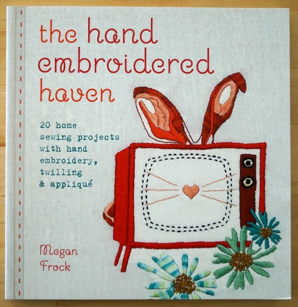 The Hand Embroidered Haven Book