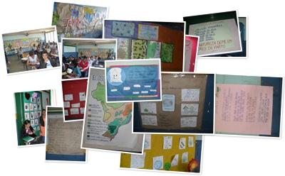 Exibir A Educação Ambiental no CAIC Jorge Amado