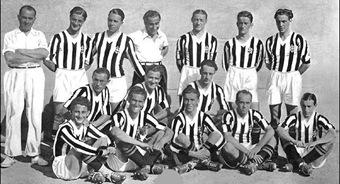 Juventus anni Trenta (quinquennio d'oro)