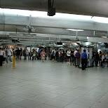 subway in london in London, London City of, United Kingdom