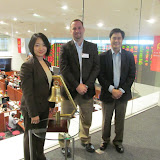 Philippine Stock Exchange Tour for 12th PRIC delegates