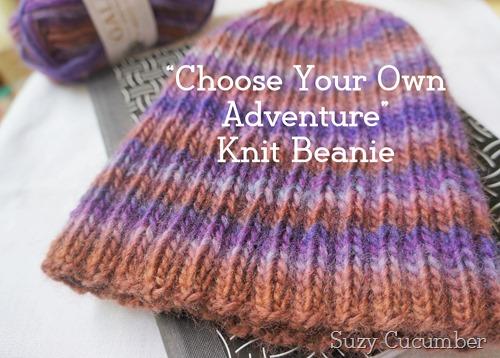 my beanie pattern hat