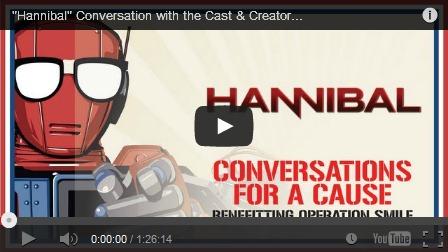 Hannibal nerd HQ panel