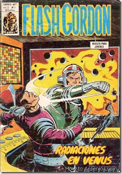 P00001 - Flash Gordon v2 #1