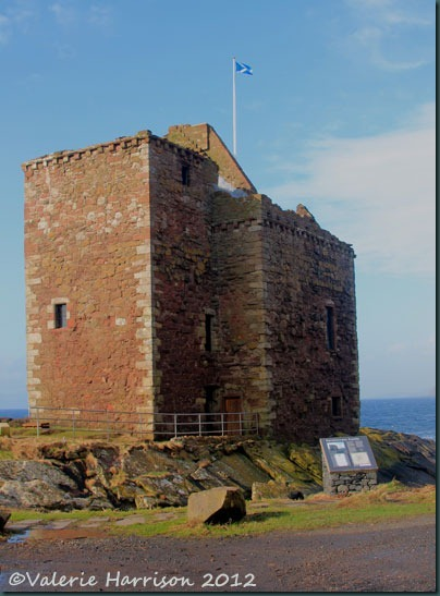 23-Portencross-Castle