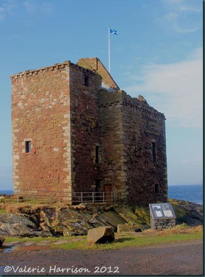 23-Portencross-Castle