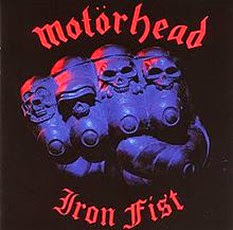 1982 - Iron Fist - Motörhead