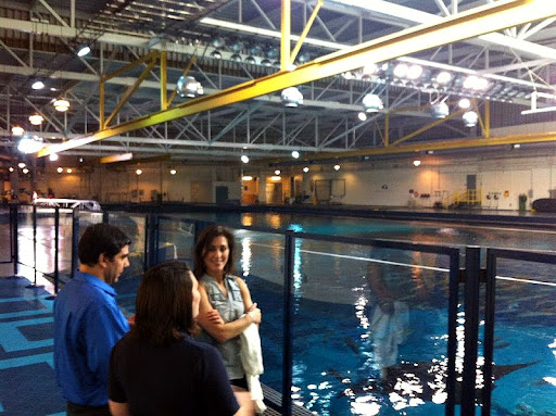 Our behind the scenes tour of The Atlanta Aquarium, the largest in the world!
