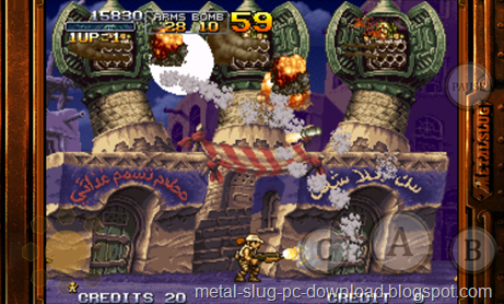 Download Metal Slug X v1.0 Android APK Games (English) | Free Download