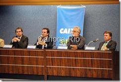 Prefeito abre o Workshop Porto Maravilha Desafios e Oportunidades1