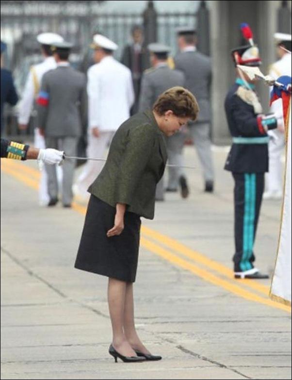 La présidente du Brésil - Dilma Russef_03