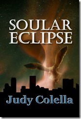 Soular Eclipse by Judy Colella Cover