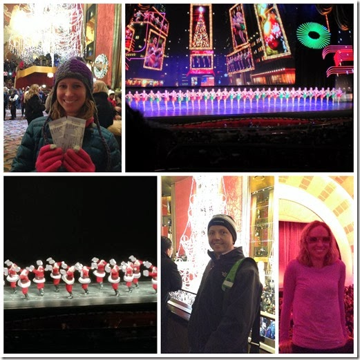 Radio City Collage