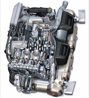 Porsche Plan To Develop Horizontally Opposed  Cylinder Engine