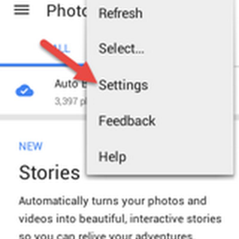 สำรองรูปภาพไปยัง Google Drive โดยอัตโนมัติใน Smartphone