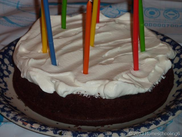 Trim Healthy Mama Cake