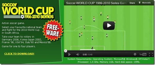 Soccer.World.Cup.1986-2010.Series FREEWARE