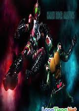 Giả Diện Rider Amazons :Phần 2
