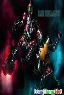 Giả Diện Rider Amazons :Phần 2 - Kamen Rider Amazons :Phần 2