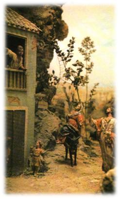 Nacimiento, Francisco Salzillo Alcazar, 1776
