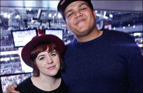 Isabella Cruise and boyfriend Eddie Frencher