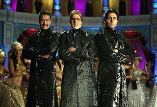 Bol Bachchan A&A