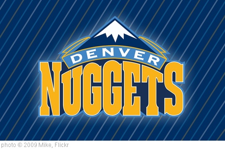 'Denver Nuggets' photo (c) 2009, Mike - license: http://creativecommons.org/licenses/by-sa/2.0/