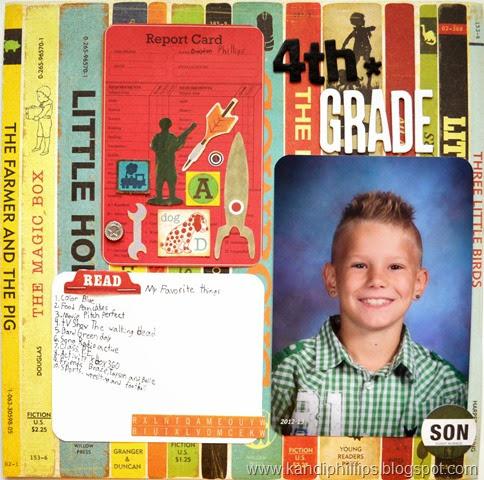 4th Grade Brady
