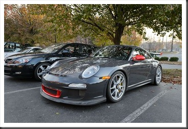 Katie's Cars and Coffee - Porsche