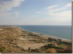 Mediterranean from Kourion (Small)