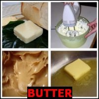 BUTTER- Whats The Word Answers
