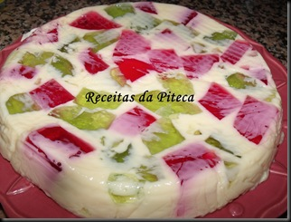 Terrina vitral Vegan.