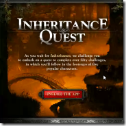 Inheritance Quest on Facebook