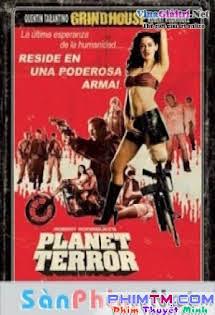 Lệnh Hủy Diệt - Planet Terror Tập 1080p Full HD