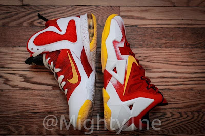 nike lebron 11 id production mighty1ne 5 01 Four Different Nike LeBron XI iD Designs by @Mighty1ne