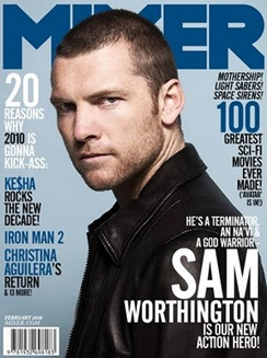2. Sam Worthington