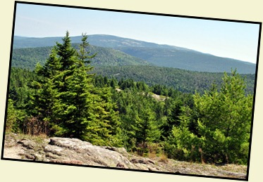 18m - July 5th Beech Mountain Hike - Mountain Views